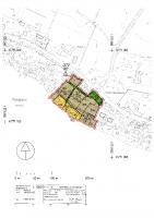 Selostuksen Liite 3 Kaavakartta ja määräykset A4-koossa
