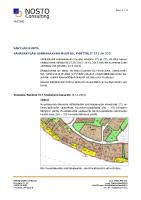 Selostuksen Liite 6 Vastine ehdotuksesta annettuihin lausuntoihin ja muistutukseen