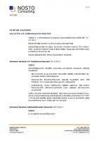 Selostus Liite 10 Vastine ehdotuksesta annettuihin lausuntoihin