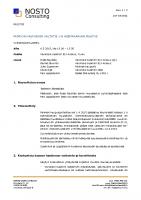 Selostus Liite 4 Viranomaisneuvottelun 6.5.2015 muistio