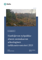 Selostus_Liite_8_Hämeenkyrö Hanhijärvi inventointi 2021
